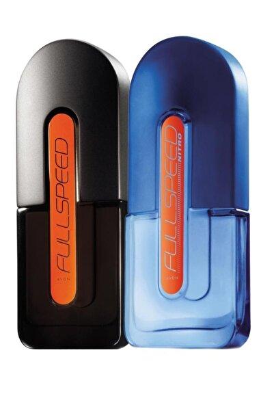 AVON Full Speed Klasik Ve Nitro Edt 75 ml Erkek Parfüm Ikili Paket
