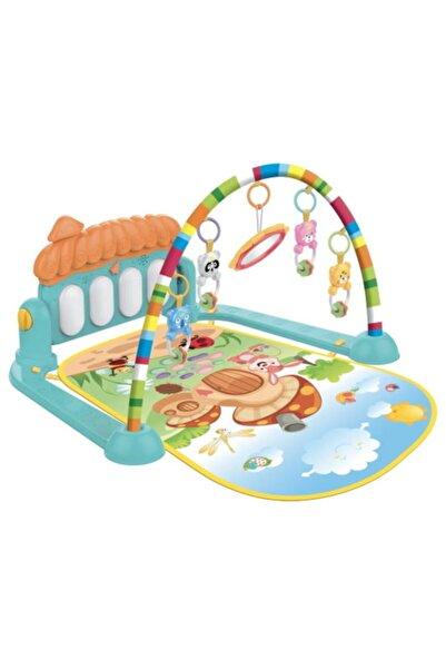 BABYCİM Piyanolu Mantar Oyun Halısı