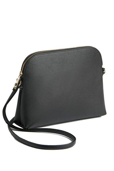 AVON Kadın Siyah Emily Omuz Askılı Çanta