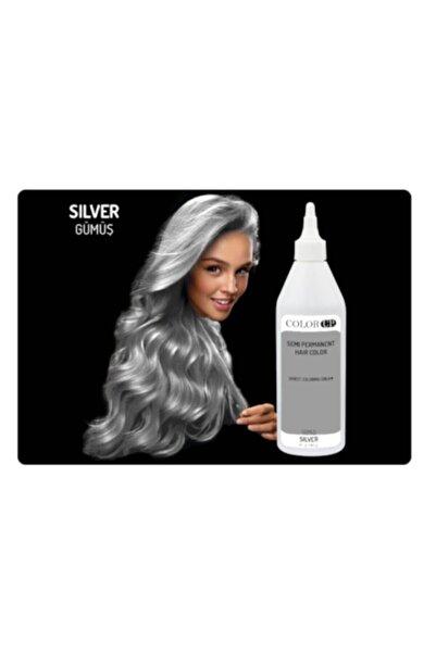 color up Gümüş Silver Balyaj Boyası