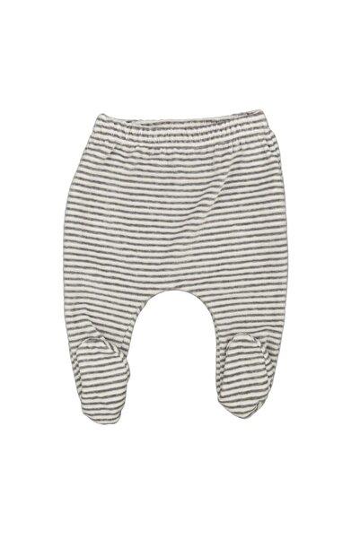 İDİL BABY Unisex Bebek Patikli Pantolonu 14118
