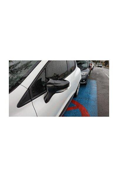 autovision Renault Clıo 4 Batman Yarasa Ayna Kapağı Piano Black