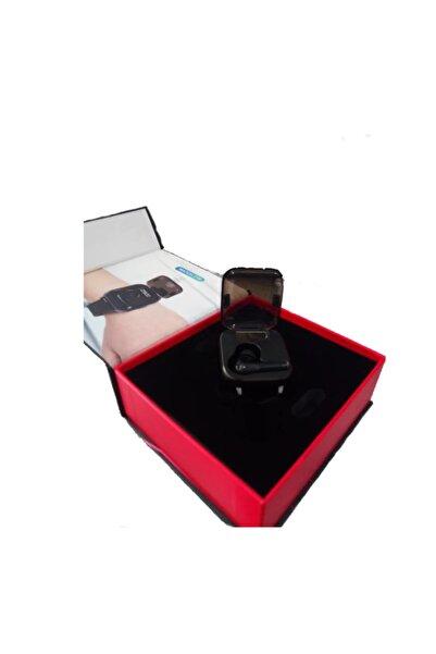 Techno phone Gold Zt8 Watch Akıllı Saat Bileklik Ve Bluetooth Kulaklık Bir Arada