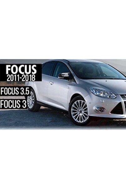 autovision Ford Focus Batman Yarasa Ayna Kapağı 3/3,5 Piano Black