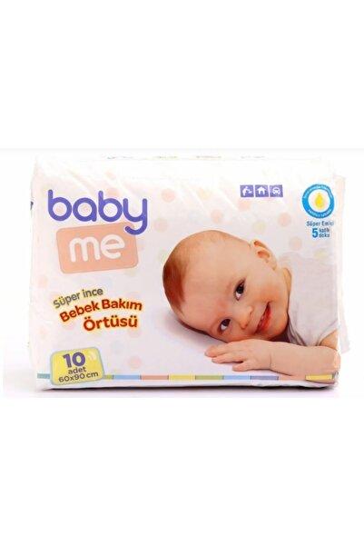 Baby&Me Süper İnce Alt Değiştirme Örtüsü
