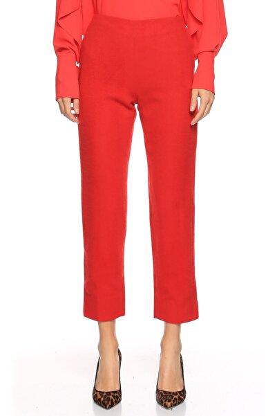 PAULE KA Kadın Kırmızı Pantolon Pka123-P13-Red