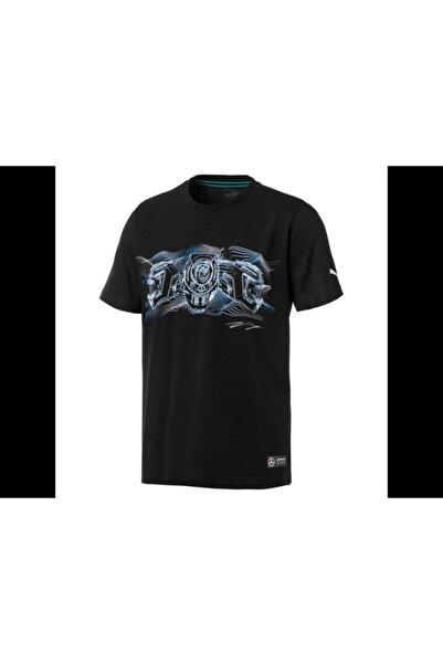 MERCEDES Amg Petronas Motorsport Erkek T-shirt Puma