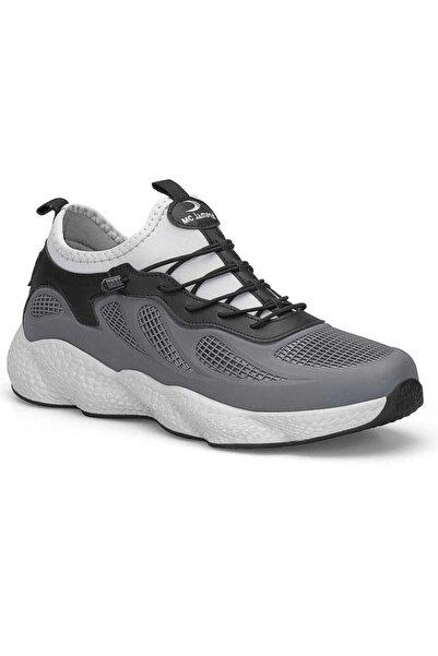 Marco Jamper Gri Erkek Spor Ayakkabısı Snekaers