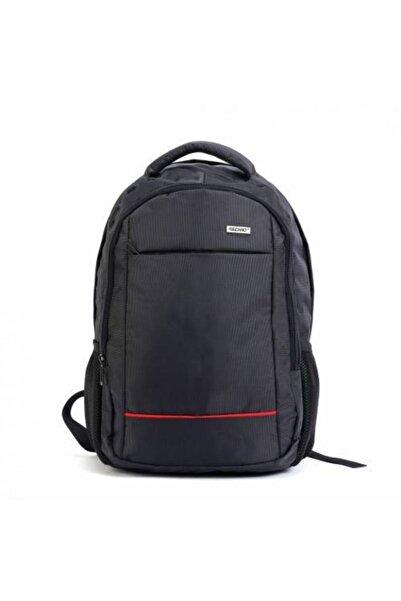 Recaro Recarro Thin 15.6 Inç Laptop Notebook Sırt Çantası Siyah
