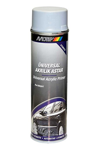 Motip Akrilik Astar