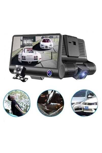Kingboss Sl-d218 1080p Full Hd 3 Lensli Araç Geri Vites Kamerası