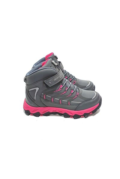 Jump Kız Çocuk Gri Trekking Bot 3425806