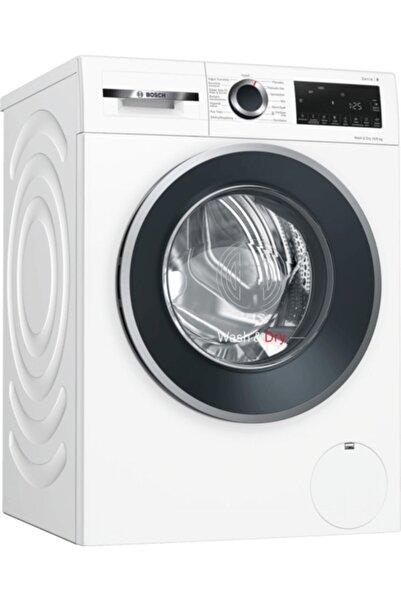 Bosch WNA254X0TR 10 kg / 6 kg 1400 Devir Kurutmalı Çamaşır Makinesi