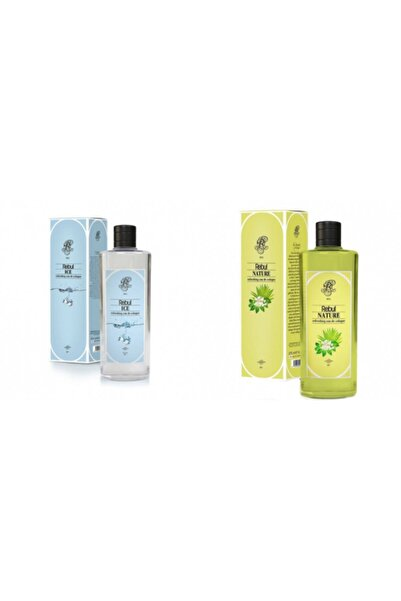 Rebul Ice + Nature 270 Ml Cam Şişe Set