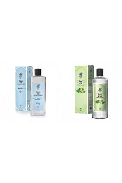 Rebul Ice + Lime 270 Ml Cam Şişe Set