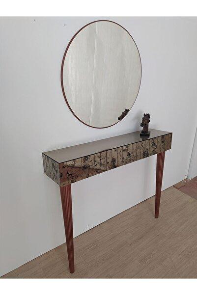 SET CAM Dekoratif Yuvarlak Ayna