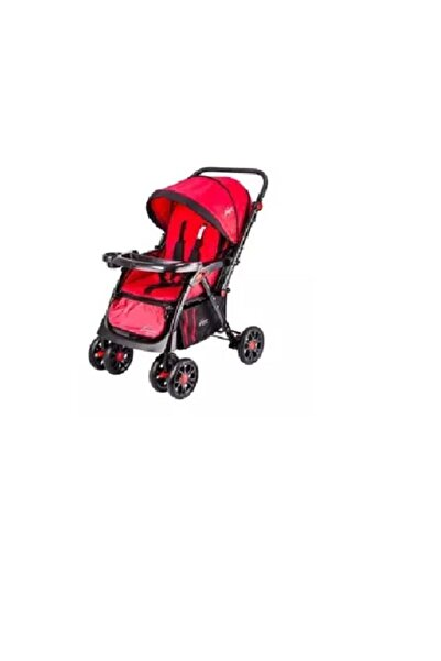 Johnson Db-218 Toronto Kırmızı Bebek Arabası
