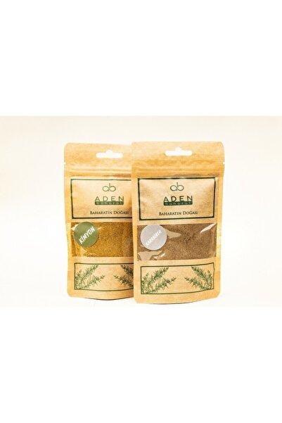 Aden Kimyon 100 Gr. + Karabiber 100 Gr. Baharat
