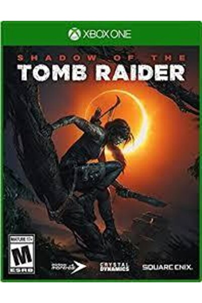 Square Enix Shadow Of The Tomb Raider Sıfır Xbox Oyun