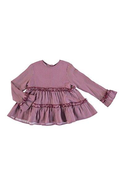 MAYORAL Kız Çocuk Elbise Cereza 4149
