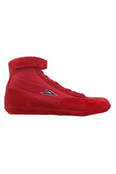 LIG Erkek Kırmızı Salon Spor Deri Ayakkabı