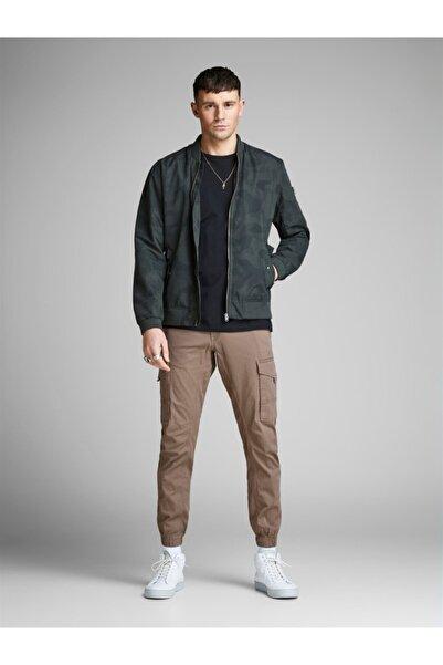 Jack & Jones Erkek Kahverengi Pantolon