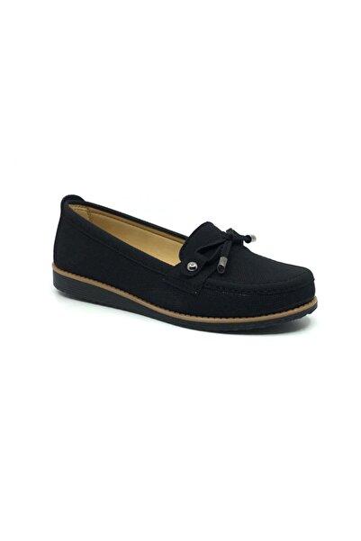 Taşpınar Kadın Siyah  Yazlık Ayakkabı