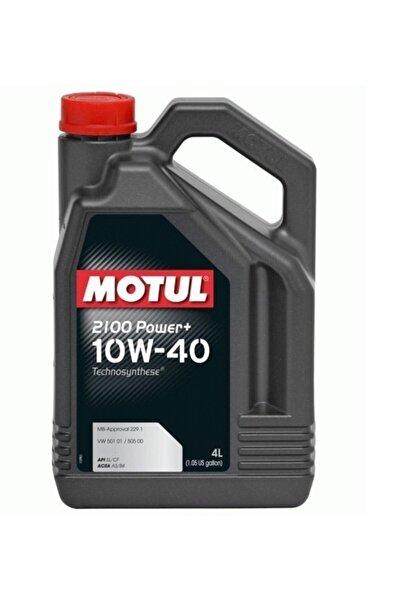 Motul 2100 Power+10w40 Motor Yağı 4 Lt ()