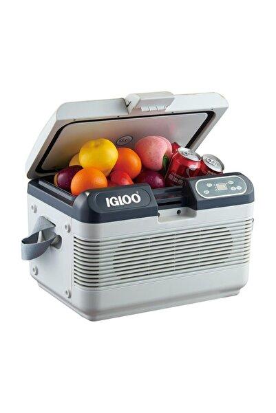 IGLOO Ya1178 Dijital Göstergeli Oto Buzdolabı 12 Litre 12/24/220 V