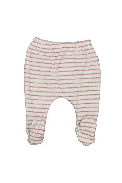 İDİL BABY Unisex Bebek Gri Patikli Pantolon 14118