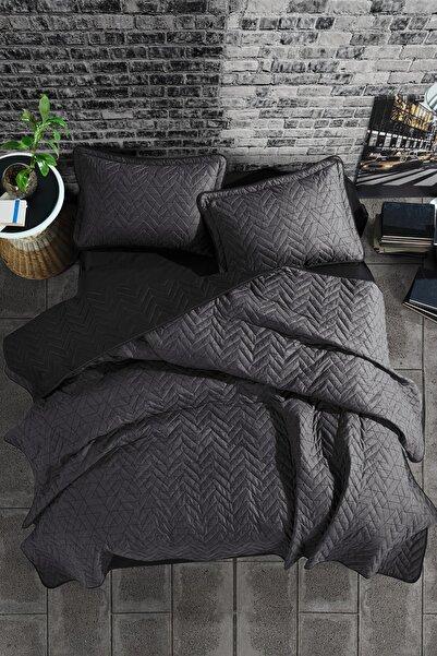 Nordqueen Ranforce %100 Pamuk Çift Kişilik Yatak Örtüsü Seti 260x240 cm