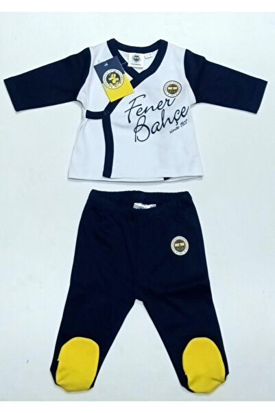 Fenerium Fenerbahçe Orjinal Bebek Hastane Çıkışı Elbise 226c6-1