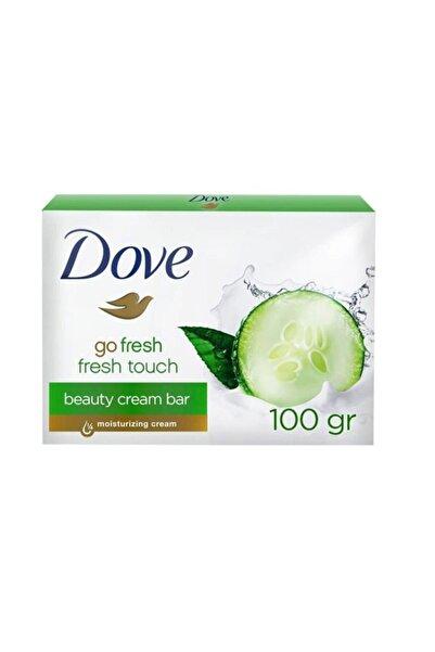 Dove Salatalıklı Sabun - Fresh Touch Cream Bar 100 G