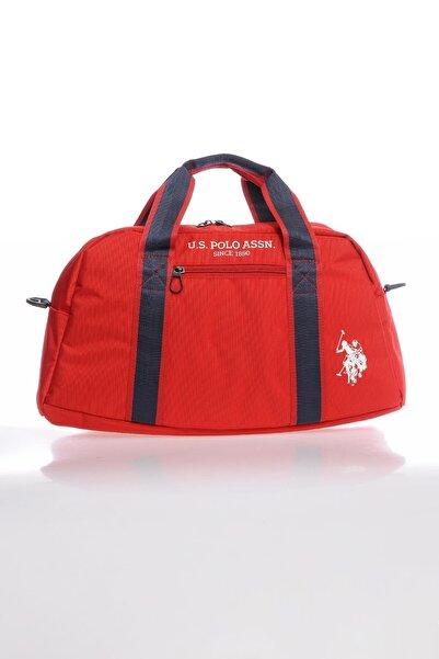 U.S. Polo Assn. Plduf6980 Kırmızı Unısex Duffle