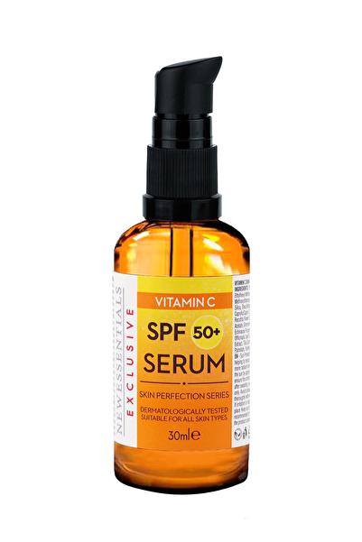 New Essentials Spf 50+ Vitamin C Leke Karşıtı Günlük Bakım Serumu 30 ml 8682079030472