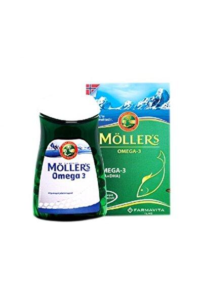 Mollers Omega 3 60 Kapsül