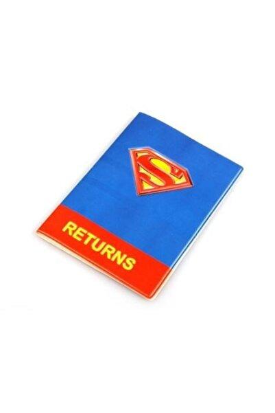 Carneil Pasaport Cüzdanı Superman