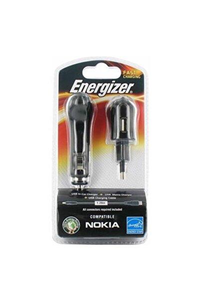 Energizer Lchec31ueuno2 3in1 Classic Usb Şarj Seti