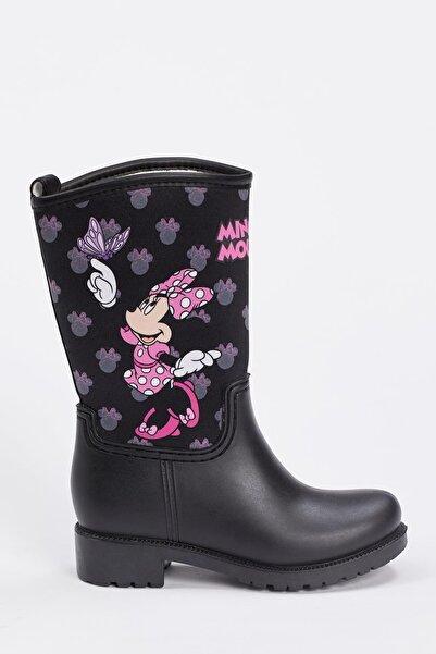 DeFacto Mickey - Minnie Mouse Lisanslı Yağmur Çizmesi