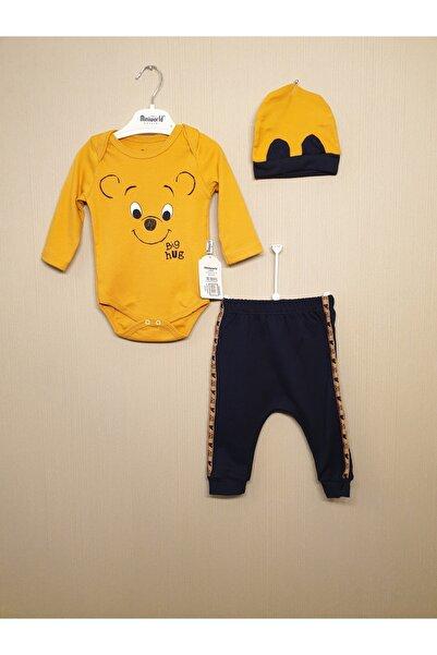 Miniworld Erkek Bebek Ayıcıklı Takım