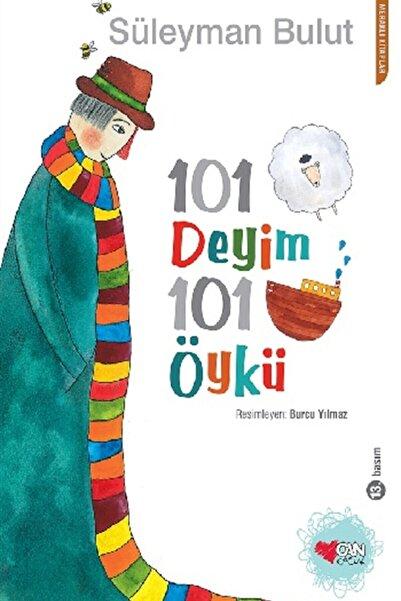 Can Çocuk Yayınları 101 Deyim 101 Öykü