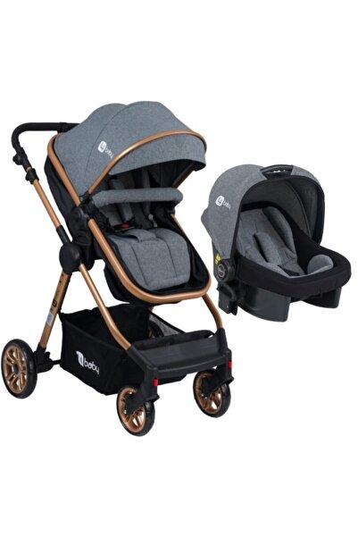 4 Baby Comfort Exclusıve Gold Travel Sistem Bebek Arabası