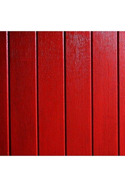Sintaş Ahşap Boyası Selulozik Kırmızı 1 Litre