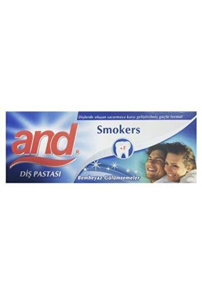Oral-B And Dıs Pastası Smokers 90 gr
