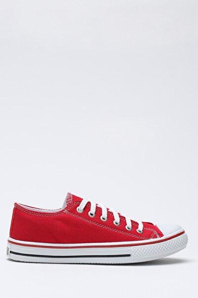 Violetta Shoes Kadın Keten Kısa Convers