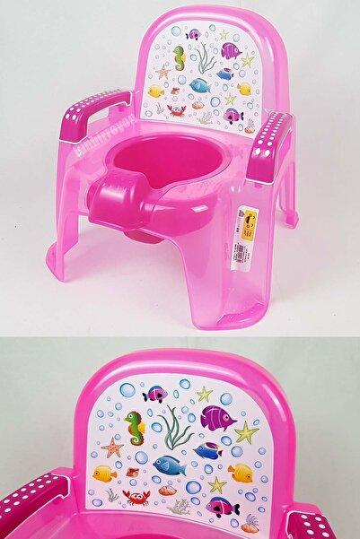 Binbirreyon Bebek Lazımlık Çocuk Tuvalet Wc Oturağı Pratik Bpa (kanserojen Madde) Içermez Pa004-5