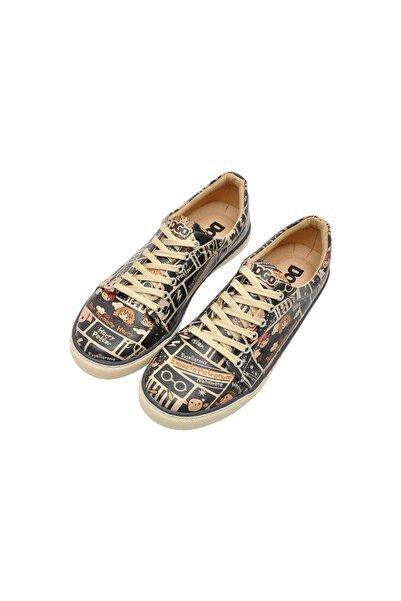 Dogo Expecto Patronum Harry Potter / Sneakers Kadin Ayakkabi