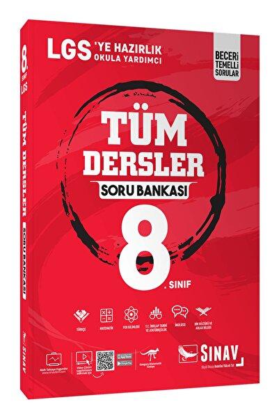 Sınav Yayınları 8. Sınıf Lgs Tüm Dersler Soru Bankası Yeni Müfredat
