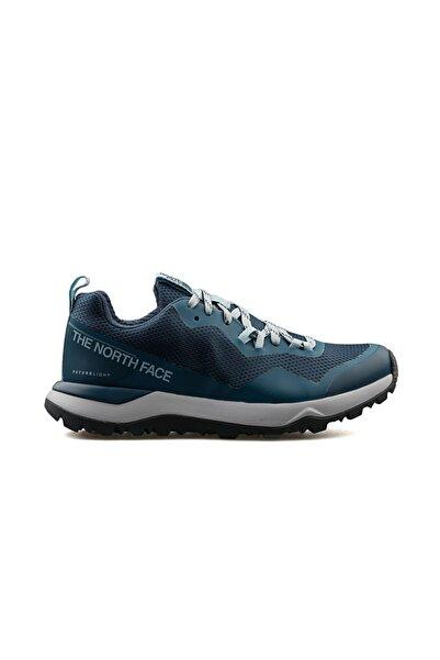 THE NORTH FACE Kadın Mavi Outdoor Ayakkabısı
