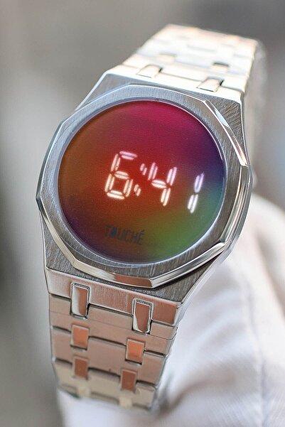 Comwatch Unisex Metalik  Touche Ditijal Unisex Kol Saati